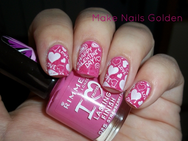 Ungles roses / Ungles de Sant Valentí
