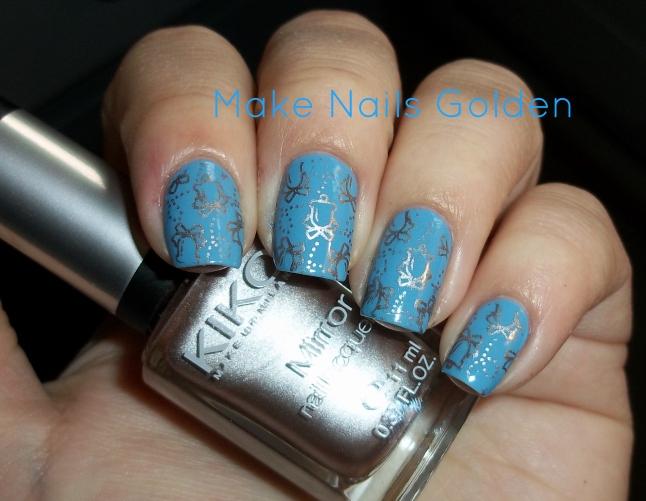 NOTD: ungles amb campanes